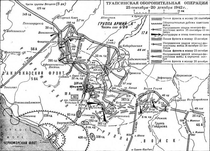 Туапсинская оборонительная операция