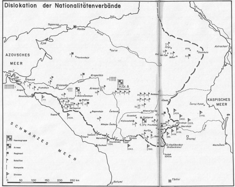 Хоффман восточные части на Кавказе